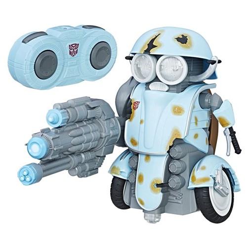 Transformers Mv5 Robot Earth - Autobot Sqweeks com Controle Remoto C0935 - HASBRO