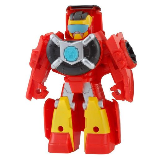 Transformers Robô Rescue Bots Playskool Hot Shot - Hasbro