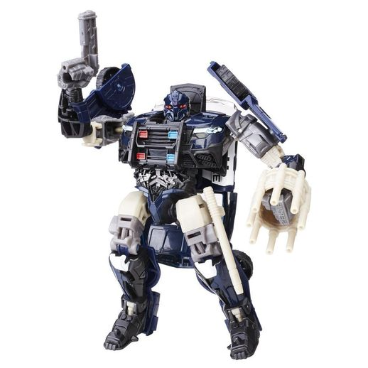 Transformers: The Last Knight Premier Edition Deluxe Barricade - Hasbro