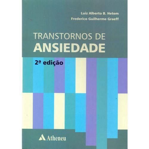 Transtornos de Ansiedade - 02ed/12