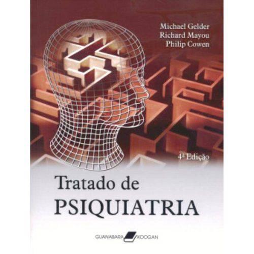 Tratado de Psiquiatria 4ª Edicao