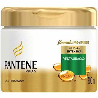Tratamento Intensivo Restauração Pantene - Máscara Reparadora 300ml
