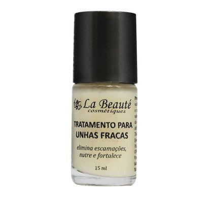 Tratamento para Unhas Fracas 15ml - La Beauté