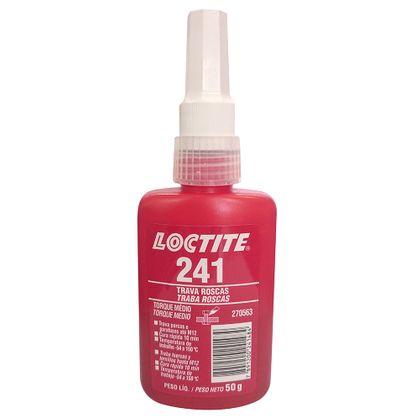 Trava Rosca Loctite 241 - Média Resistência - 50g 270563