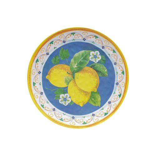 Travessa em Melamina Bon Gourmet Lemon 41cm