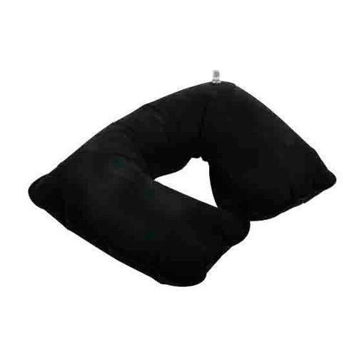Travesseiro Almofada de Pescoço Inflável para Viagem