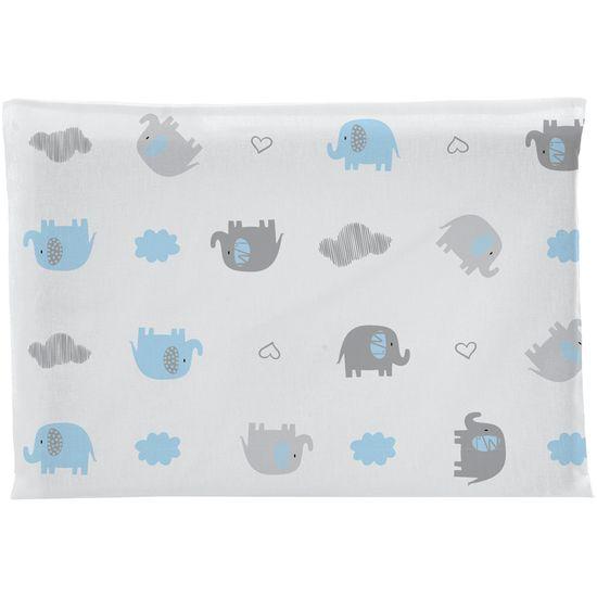 Travesseiro Antissufocante de Malha - Elefante