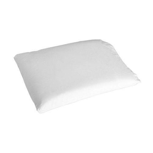 Travesseiro Baby Viscoelástico Antissufocante Branco Fibrasca