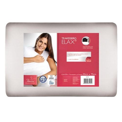 Travesseiro Elax Plus 50x70cm - Fibrasca
