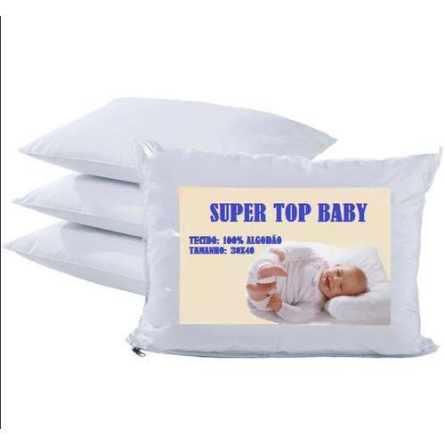 Travesseiro para Bebê 30x40