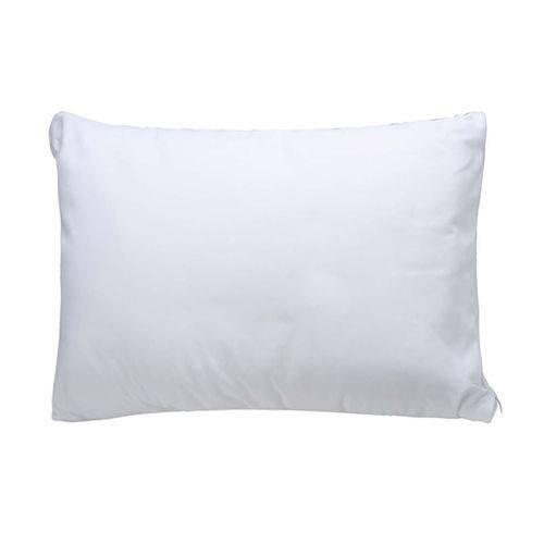 Travesseiro para Bebê com Enchimento de Silicone - Revestido com Tecido 100% Algodão