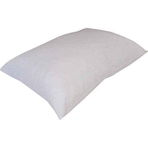 Travesseiro Saúde e Conforto Íons de Prata Integralmente Lavável em Máquina - Fibrasca