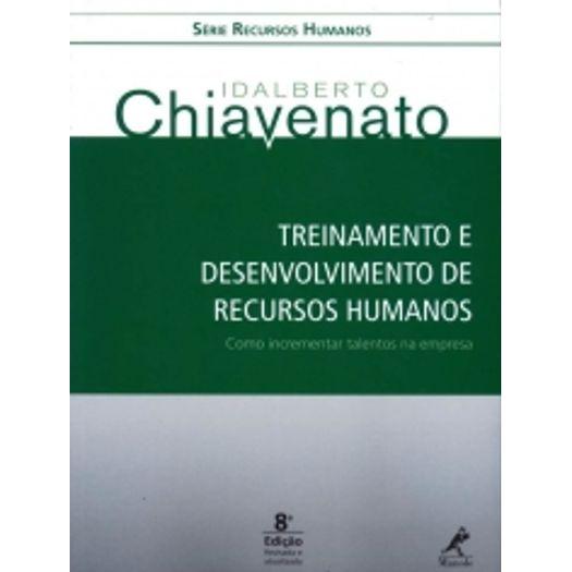Treinamento e Desenvolvimento de Recursos Humanos - Manole