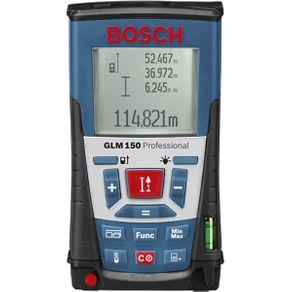 Trena à Laser 005 a 150mts - GLM 150 - Bosch
