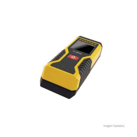 Trena a Laser 15 Metros STHT77409 Amarelo e Preto Black Decker