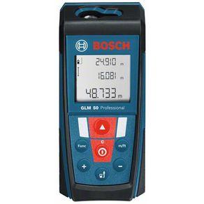 Trena Laser 0.05 a 50mts - GLM 50 - Bosch