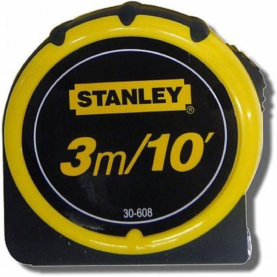 Trena Métrica Global Plus 3m - 30-608 - Stanley