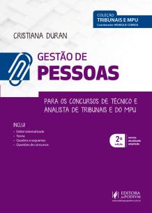 Tribunais e MPU - Gestão de Pessoas (2019)