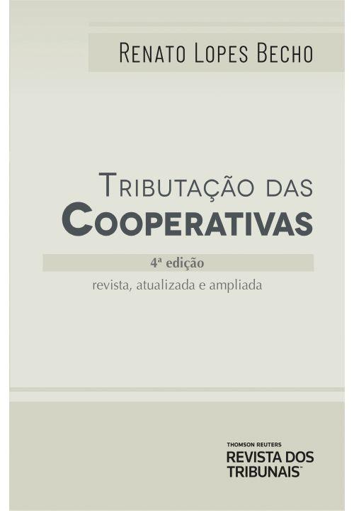 Tributação das Cooperativas 4º Edição