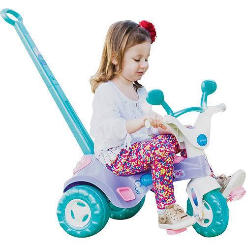 Triciclo Charmosa - Cotiplás 2047