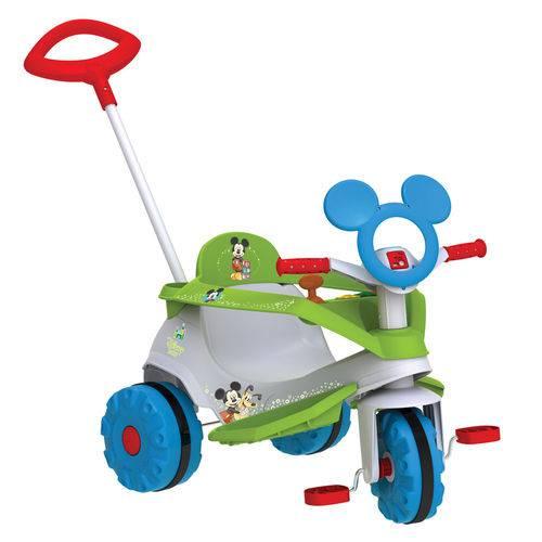 Triciclo de Passeio - Velobaby - Disney - Mickey Mouse - Bandeirante