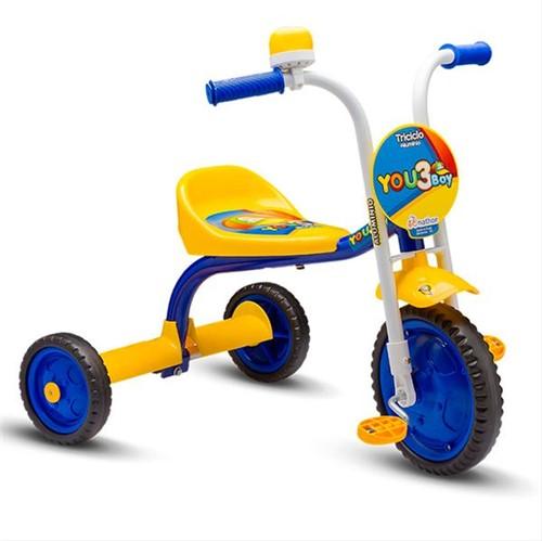 Triciclo Infantil You 3 Boy Nathor