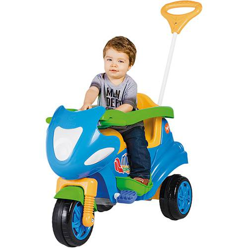 Triciclo Max Calesita Azul