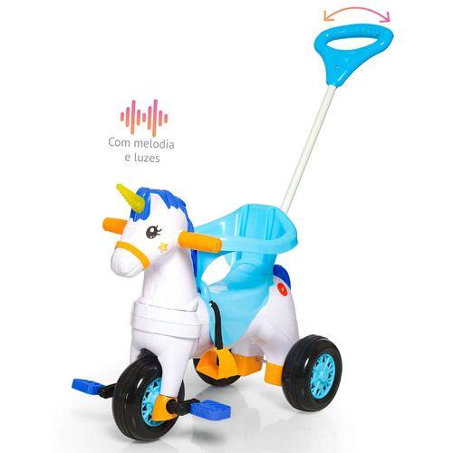 Triciclo Unicórnio Fantasy Calesita 1002 1026962