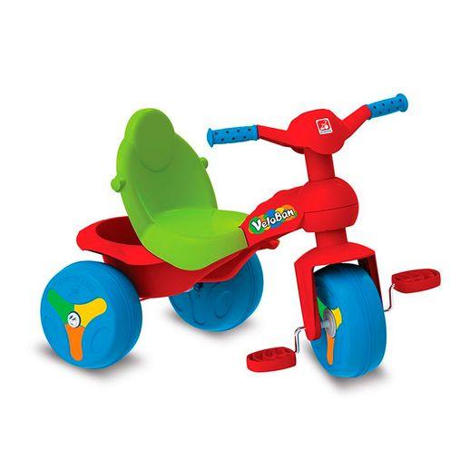 Triciclo Veloban - Bandeirante