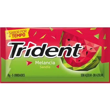 Trident Tablete Melancia