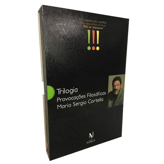 Trilogia Provocacoes Filosoficas - Vozes