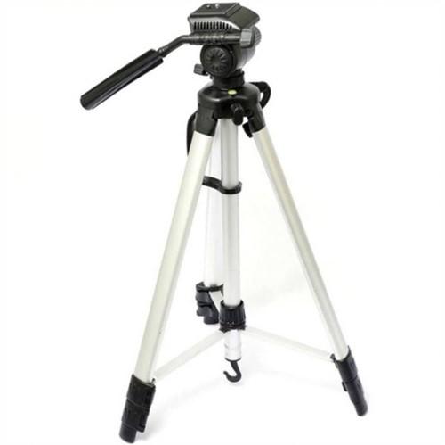 Tripe Suporte para Camera Filmadora 1,80m Reforçado Retrátil