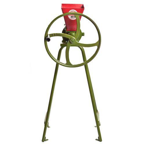 Triturador de Milho em Ferro Fundido com Cavalete