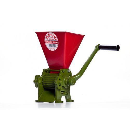 Triturador de Milho Simples em Ferro Fundido com Fixação
