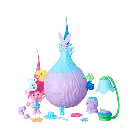 Trolls Conjunto Town Salão da Poppy - Hasbro