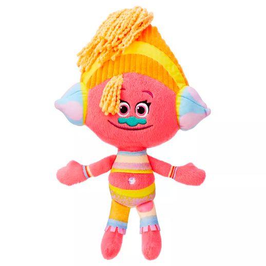 Trolls Pelúcia Dj Suki 30 Cm - Hasbro