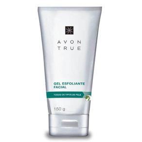 True Gel Esfoliante Facial Todos os Tipos de Pele 150ml