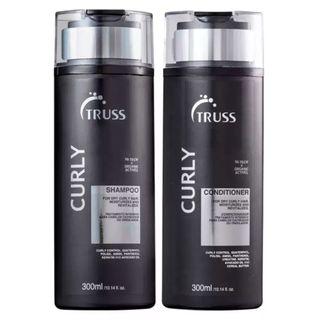 Truss Professional Curly Kit - Shampoo + Condicionador Kit