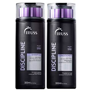 Truss Professional Discipline Kit - Shampoo + Condicionador Kit