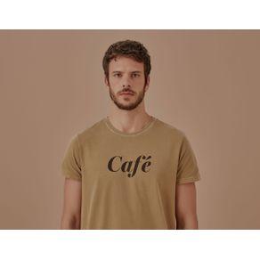 Tshirt Cafe Camelo - P