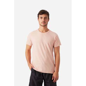 Tshirt Crepe Devore Rosa - G