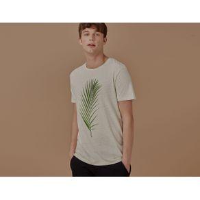 Tshirt Folhagem Natural - G