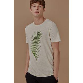 Tshirt Folhagem Natural - GG