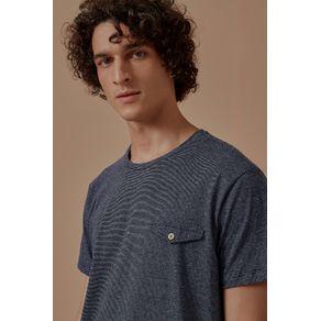 Tshirt Indigo Maremoto Azul - G