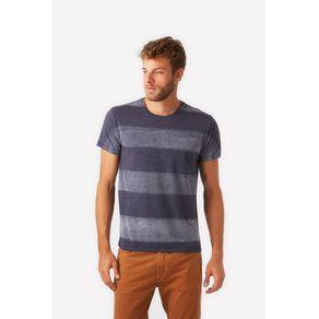 Tshirt Litoral Azul Marinho - M