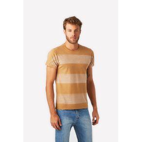 Tshirt Litoral Caramelo - GG