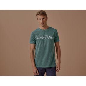 Tshirt Match Point Verde - P