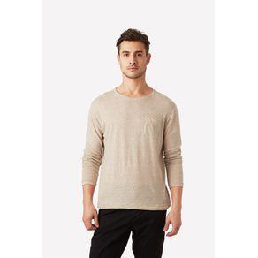 Tshirt Ml Meditacao Terra - P