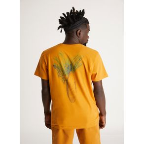 Tshirt Silk Pow Amarelo M