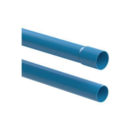 Tubo de PVC Azul Irrigação 75mm Pn 40 Kit com 20 Canos de 6 Metros